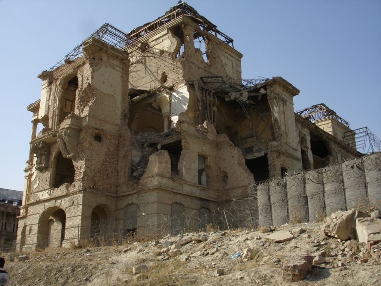 Afghanistan, een bezetter en de wil van het volk
