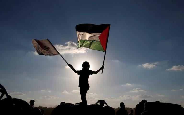 De Palestijnen hebben het recht rechten te hebben