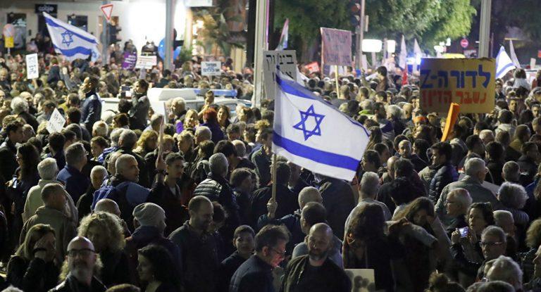 Israëls linkerzijde leert het nooit