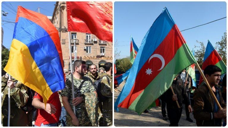 Opnieuw wapengekletter in de Kaukasus