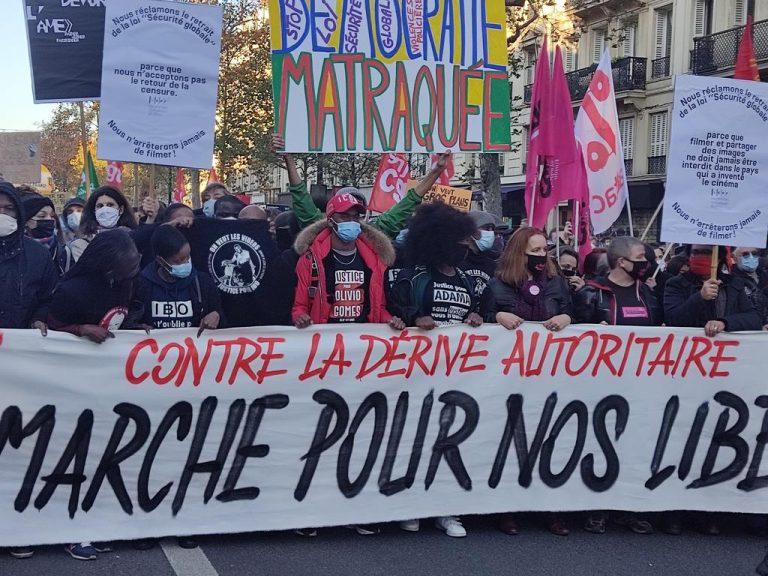 In Frankrijk wordt de persvrijheid bedreigd