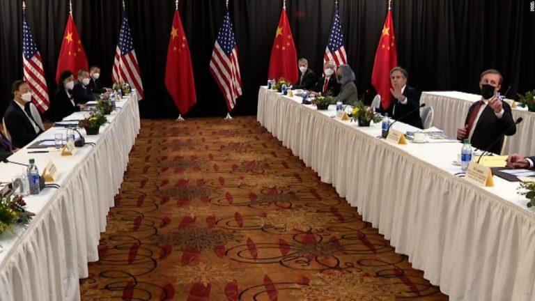 Het fiasco van de dialoog tussen China en de Verenigde Staten belooft niet veel goeds voor de toekomst