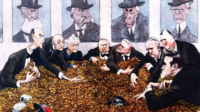 In de VS neemt de wanhoop toe naarmate het kapitalistische systeem aftakelt