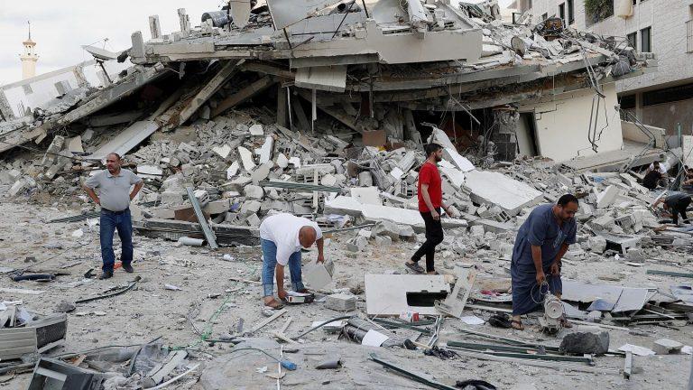 Israël's verschrikkelijke bezetting van Palestina