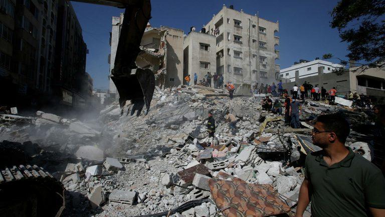 De wereld praat weer over Palestina