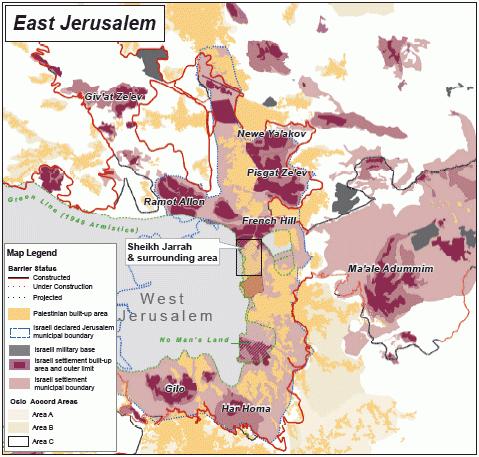 """In Palestina gaat het om meer dan """"een geschil over onroerend goed"""""""